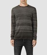 AllSaints Brakken Crew Sweater