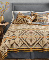 Pendleton Blankets, Diamond Desert Wool Twin Blanket