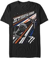 Star Wars Men's Strike Fighter Graphic T-Shirt