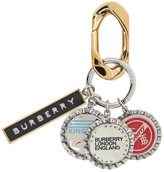 Burberry Bottle Cap Keyring