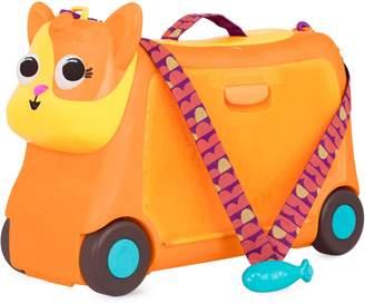 B. Lolo Cat Gogo Ride-On Suitcase
