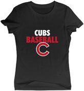 Sofia Women's Chicago Cubs Tshirts S