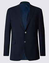 M&S Collection Big & Tall Performance Wool Blend Blazer