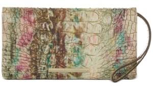 Brahmin Melbourne Embossed Leather AnnMarie Wallet