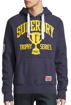 Superdry Princeton Cotton-Blend Pullover