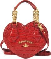 Vivienne Westwood Dorset Heart Handbag