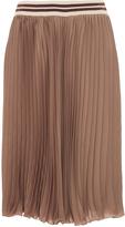 Blugirl At the Knee Hem Pleated Skirt