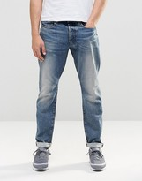 G Star G-Star Jeans 3301 Tapered Dark Aged
