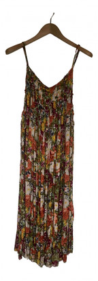 Free People Multicolour Synthetic Dresses