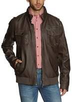 Cipo & Baxx Men's C-7324 JACKE Long Sleeve Jacket