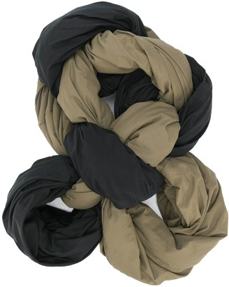 Colville Wrap Knot Scarf