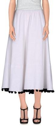 HC HOLY CAFTAN 3/4 length skirt