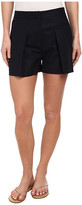 MICHAEL Michael Kors Wide Pleated Short