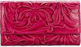 Patricia Nash Burnished Tooled Terresa Wallet