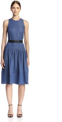 Aijek Women's Idleness Midi Dress