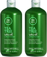 Paul Mitchell Tea Tree Special Conditioner Duo (Two Items), 10.14-oz, from Purebeauty Salon & Spa