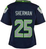 Nike Babies' Richard Sherman Seattle Seahawks Game Jersey