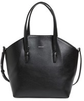 Matt & Nat 'Baxter' Faux Leather Shopper - Black