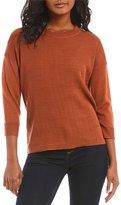 Daniel Cremieux Ben Drop Shoulder Sweater