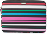 Kate Spade 13 inch Fiesta Stripe Laptop Sleeve