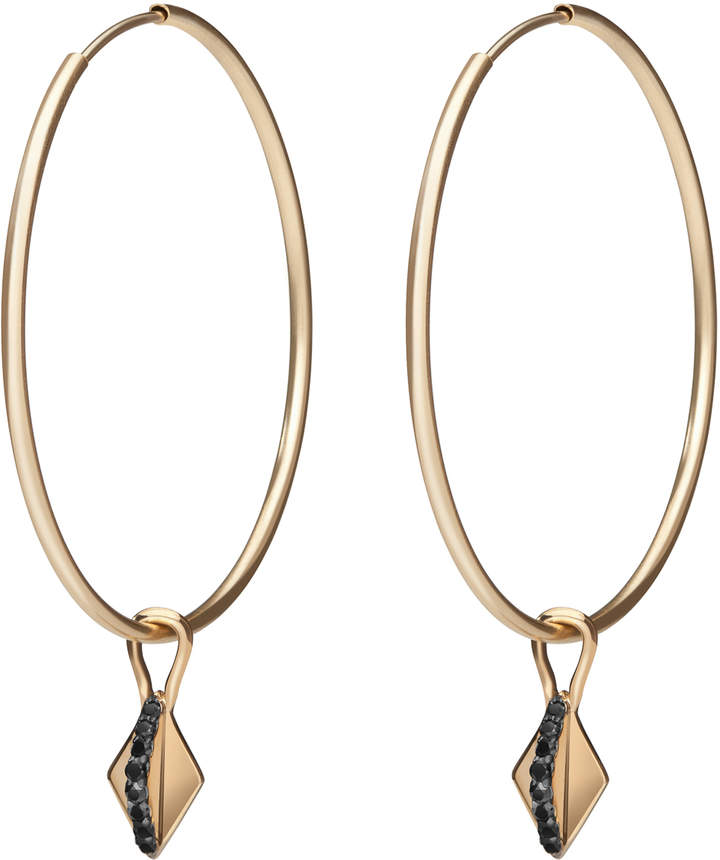 Gillian Steinhardt Harlequin Drop Hoops