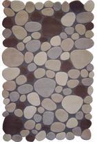 Pearl Rocks 5 x 8 Rug