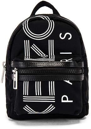 Kenzo Sport Logo Print Mini Backpack
