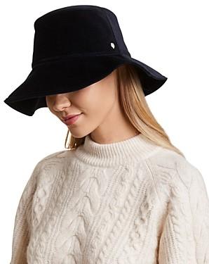 Helen Kaminski Rosas Velvet Hat