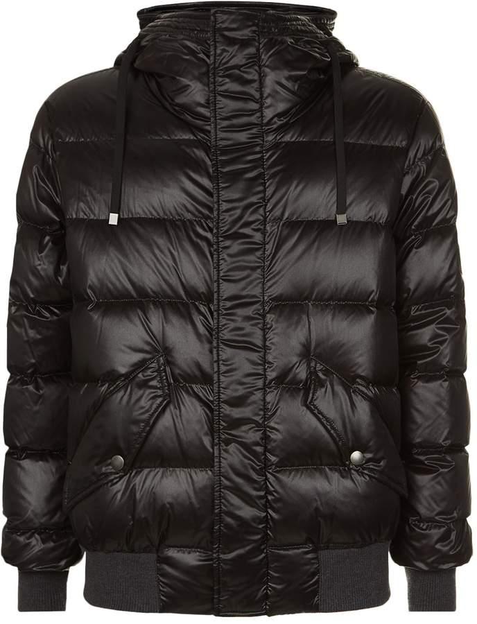 Dolce & Gabbana Hooded Down Jacket