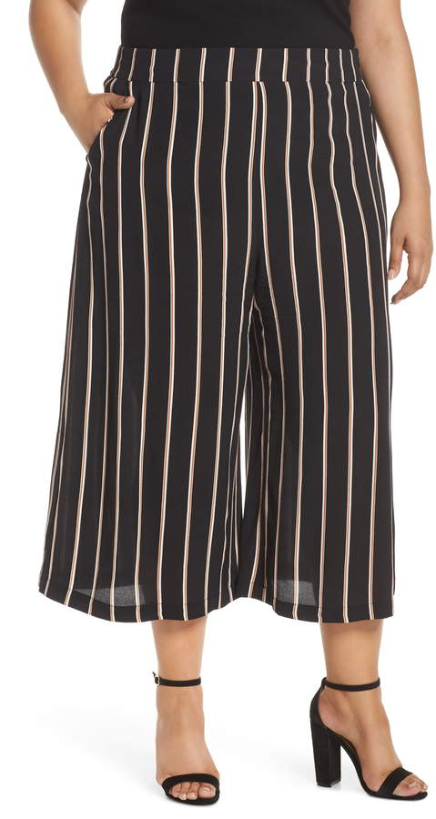 Leith Easy Cropped Pants