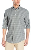 Pendleton Men's Classic-Fit Heathered Check Shirt