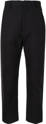 Sofie D'hoore High-Rise Cropped Tailored Trousers