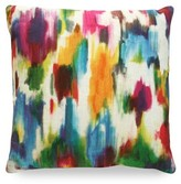 The Well Appointed House Dransfield and Ross Multi Colored Square Pillow-Available in Two Different Sizes