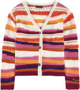 Catimini Striped cardigan