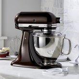 Crate & Barrel KitchenAid ® Artisan Espresso Stand Mixer