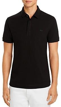 Lacoste Stretch Cotton Paris Regular Fit Polo Shirt