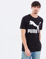 Puma Archive Logo Print Tee