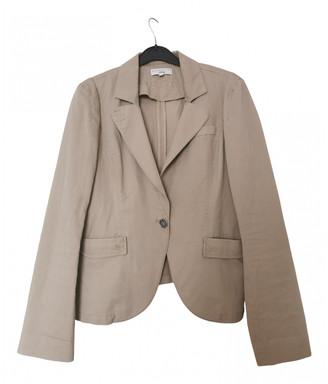 Essentiel Antwerp Beige Linen Jackets