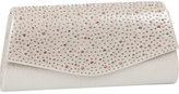 J. Furmani Women's 61519 Studded Flap Clutch