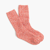 J.Crew Authentic camp socks