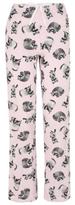 George Racoon Print Pyjama Bottoms