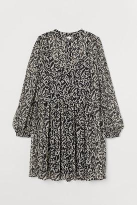 H&M Wide-cut Dress