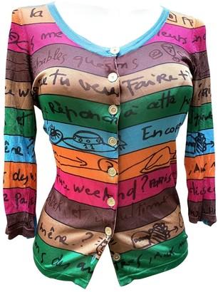 JC de CASTELBAJAC Multicolour Polyester Knitwear
