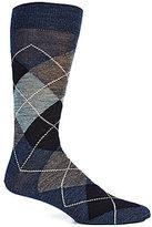 Daniel Cremieux Argyle Crew Dress Socks