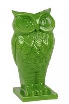Lulu & Georgia Owl Vase