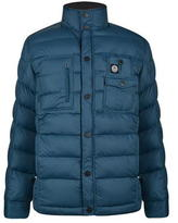 Duck And Cover Quilted Jacket