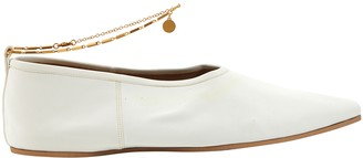 Stella McCartney White Rubber Mules & Clogs