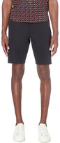Ps By Paul Smith Slim-fit Stretch-cotton Shorts