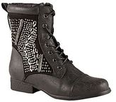 Call It SpringTM Ofira Beaded Lace-Up Boots