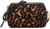 Lauren Ralph Lauren Rawson Celeste Leather Crossbody Bag - Women's